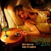DARROW CHRIS & ROBB STRA  - CD WAGES OF SIN