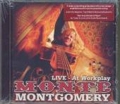 MONTGOMERY MONTE  - CD AT WORKPLAY / ACOUSTIC GUITARPLAYER