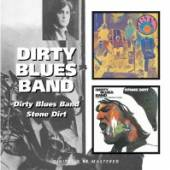 DIRTY BLUES BAND  - CD DIRTY BLUES BAND/STONE..