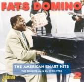 DOMINO FATS  - 2xCD AMERICAN CHART HITS...