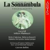 BELLINI V.  - CD LA SONNAMBULA -HIGHLIGHTS