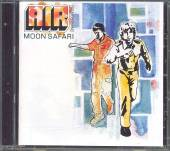 AIR  - CD MOON SAFARI