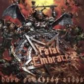 FATAL EMBRACE  - CD DARK POUNDING STEEL