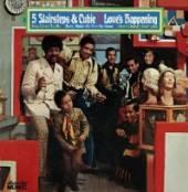 FIVE STAIRSTEPS & CUBIE  - CD LOVE'S HAPPENING