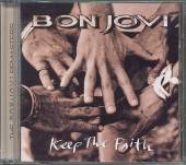 BON JOVI  - CD KEEP THE FAITH