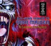 IRON MAIDEN =TRIBUTE=  - 2xCD NO SANCTUARY FROM MADNESS