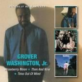 WASHINGTON GROVER -JR.-  - 2xCD STRAWBERRY MOON/THEN..