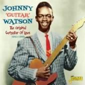 WATSON JOHNNY -GUITAR-  - CD ORIGINAL GANGSTER OF..