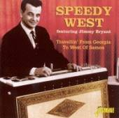 WEST SPEEDY  - CD TRAVELLIN FROM GEORGIA TO