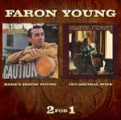 YOUNG FARON  - CD HERE'S FARON YOUNG /..