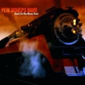 SCHEIPS PETE  - CD BACK ON THE BLUES TRAIN