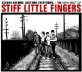 STIFF LITTLE FINGERS  - 2xCD ASSUME NOTHING...
