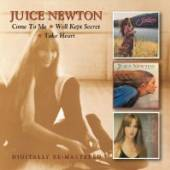 NEWTON JUICE  - 2xCD COME TO ME/WELL KEPT..