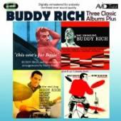 RICH BUDDY  - 2xCD 3 CLASSIC ALBUMS PLUS ..