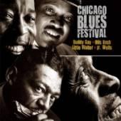 GUY BUDDY/OTIS RUSH/LITT  - CD CHICAGO BLUES FESTIVAL