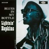 HOPKINS LIGHTNIN'  - VINYL BLUES IN MY BOTTLE [VINYL]