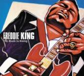 FREDDIE KING  - CD THE BLUES IS RISING