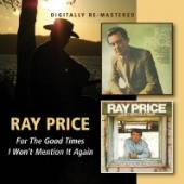 PRICE RAY  - CD FOR THE GOOD TIMES