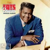 FATS DOMINO  - CD FATS DOMINO SINGLES ALBUM,THE