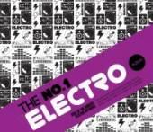 VARIOUS  - CD NO 1 ELECTRO ALBUM