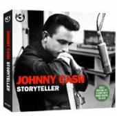 CASH JOHNNY  - 3xCD STORYTELLER