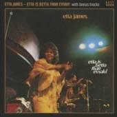 ETTA JAMES  - CD IS BETTA THAN EVVAH! + BONUS TRACKS