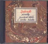 SVERAK & UHLIR  - CD ZPEVNIK
