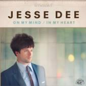 DEE JESSE  - CD ON MY MIND/IN MY HEART