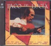 LUCIA PACO DE  - 2xCD ANTOLOGIA
