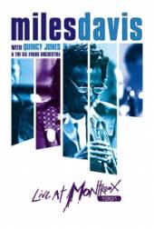 DAVIS MILES  - DVD LIVE AT MONTREUX.. -LIVE-