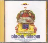 LUCNICA  - CD DINOM, DANOM - DETSKE PIESNE