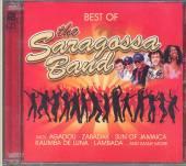 SARAGOSSA BAND  - 2xCD BEST OF
