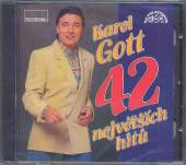 GOTT K.  - 2CD 42 NEJVETSICH HITU