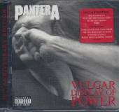 PANTERA  - 2xCD+DVD VULGAR DISPLAY OF POWER