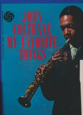 COLTRANE JOHN  - VINYL MY FAVORITE THINGS LP [VINYL]