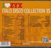 ZYX ITALO DISCO COLLECTION 15 - supershop.sk