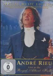 RIEU ANDRE  - DVD LIVE AT THE ROYAL ALBERT HALL