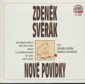 SVERAK ZDENEK  - 2xCD NOVE POVIDKY