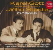 GOTT KAREL  - 3xCD KONEC PTACICH A..