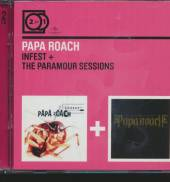 PAPA ROACH  - CD INFEST /THE PARAMOUR SESSIONS