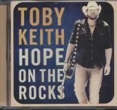 KEITH TOBY  - CD HOPE ON THE ROCKS