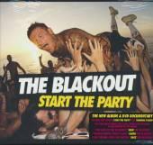BLACKOUT  - 2xCD+DVD START THE PARTY -CD+DVD-