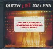 QUEEN  - 2xCD LIVE KILLERS