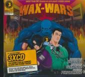 WAX WARS / VARIOUS  - CD WAX WARS / VARIOUS