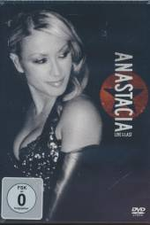 ANASTACIA  - DVD LIVE AT LAST