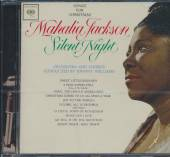 JACKSON MAHALIA  - CD SILENT NIGHT: SONGS FOR