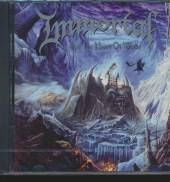 IMMORTAL  - CD AT THE HEART OF WINTER