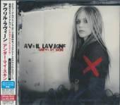 LAVIGNE AVRIL  - CD UNDER MY SKIN + 2