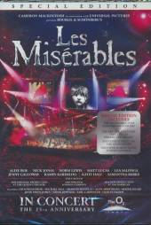 MUSICAL  - 2xDVD LES MISERABLES -SPEC-