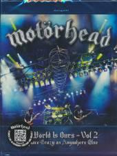 MOTORHEAD  - 2xBRD WORLD IS OURS-VOL.2 [BLURAY]